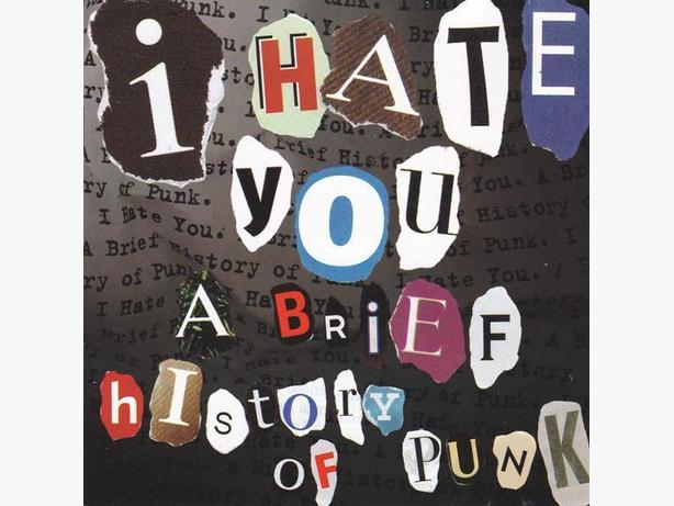 A Brief History Of Punk (CD)