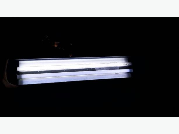 24'' extendable lighting system