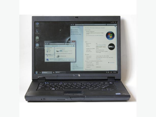 Dell Latitude E5400 Laptop Core2 Duo 2.53GHz WiFi 2GB RAM 80GB DVDRW 14""