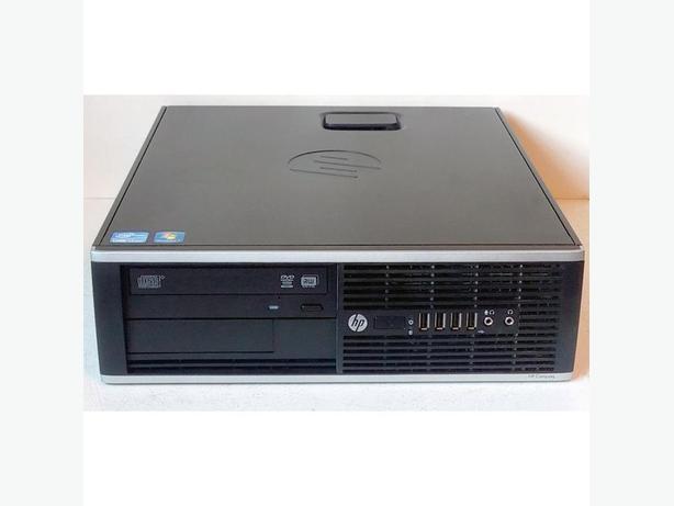 HP Compaq 8200 Elite SFF Desktop PC i7 4Cores 3.40GHz 8GB RAM 250GB Windows 7