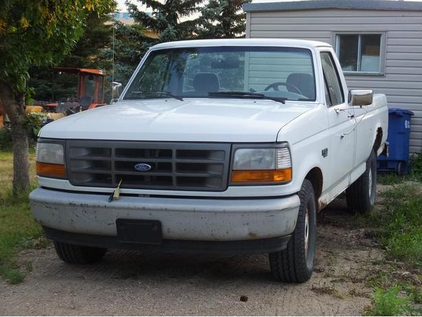 1995 F150 RWD