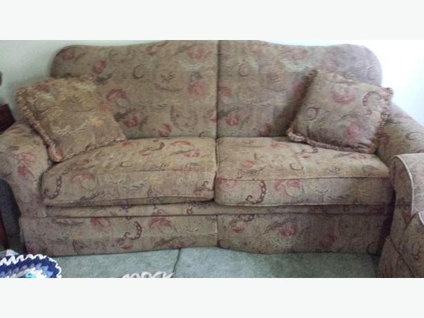sofa + chair