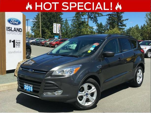 2015 Ford Escape SE, Leather, Heated Seats