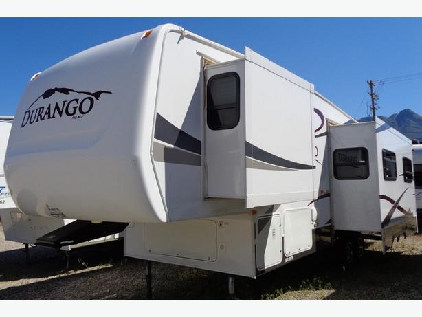 2007 KZ Durango 315RK 5th Wheel