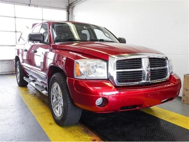2007 Dodge Dakota SLT 4x4 Quad Cab