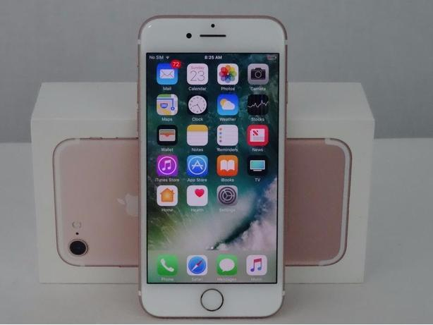 iphone 64gb white 7