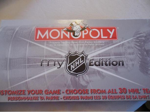 Monopoly - NHL Edition