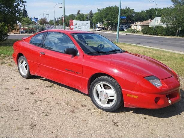 1999 Pontiac Sunfire GT - Low Km's