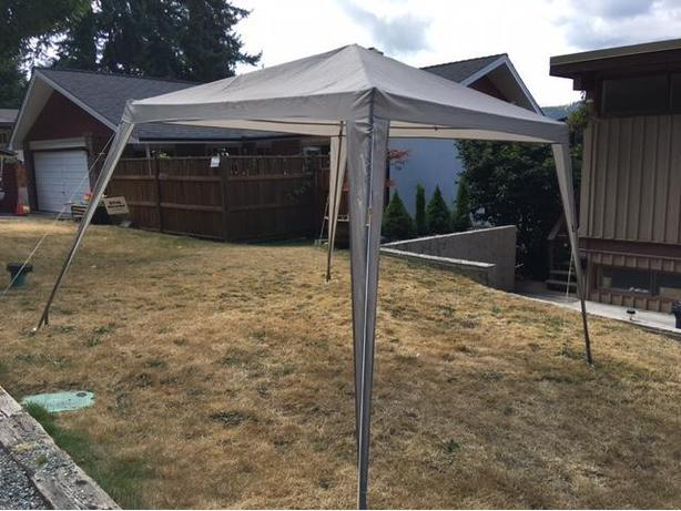Open Air Tent Canopy