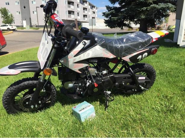 Tao DB10 Dirt bike