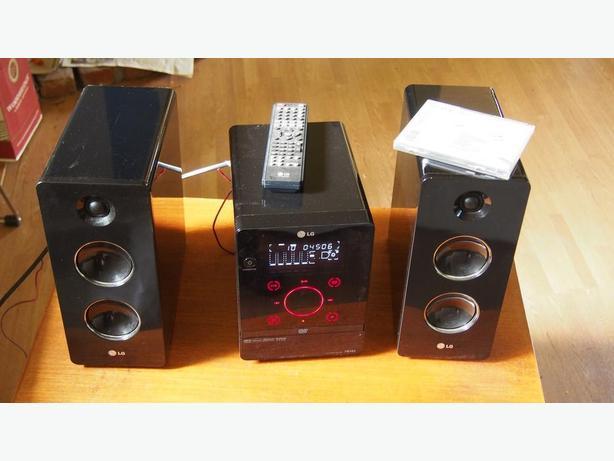 lg mini stereo