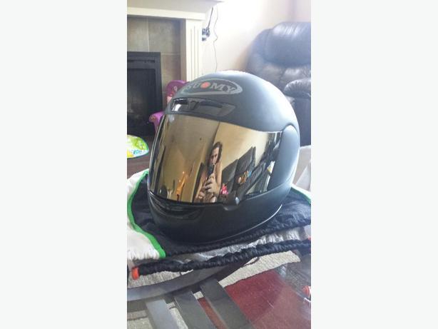 Large Suomy Helmet