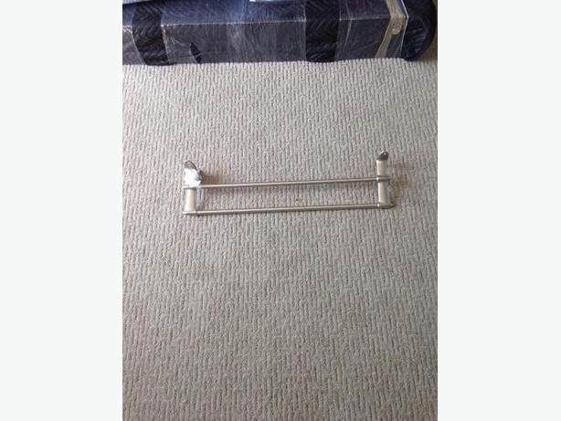 double towel rack