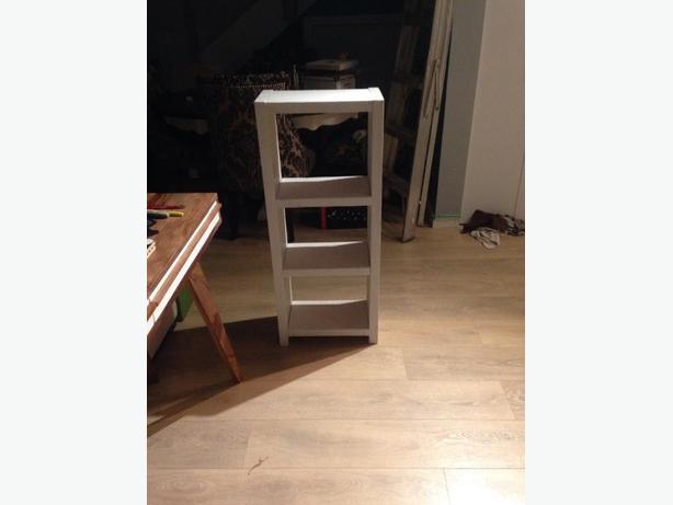 handmade solid shelves