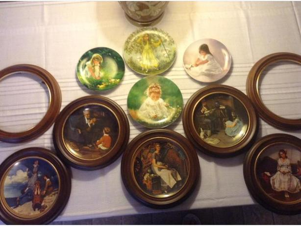 Limited Edition Collectible Plates  (Bundle)