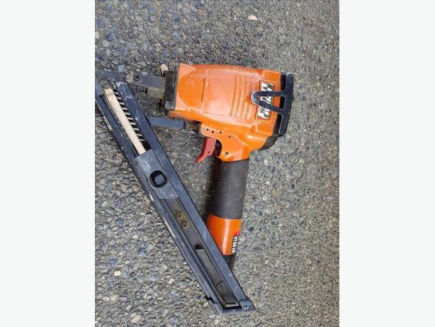 hanger nail gun