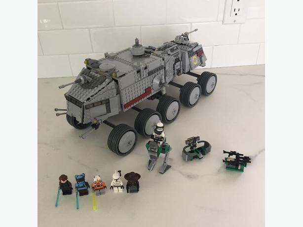Lego Star Wars - Clone Turbo Tank (8098)