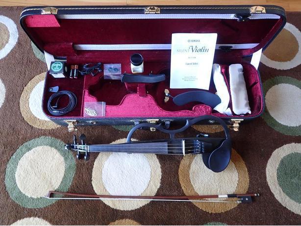 Yamaha SV-110K Silent Violin