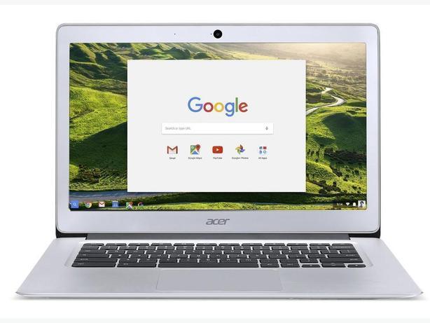 Like New 2017 Acer Google Chromebook 14 Model : CB3-431-C5FM