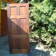 6 Panel Exterior Cedar Door
