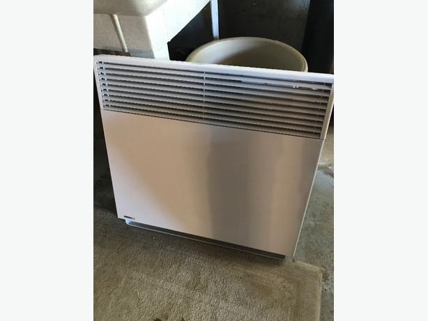2x Convect Air Heaters