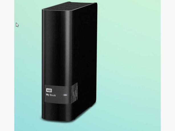 West Digital external hard drive 3TB