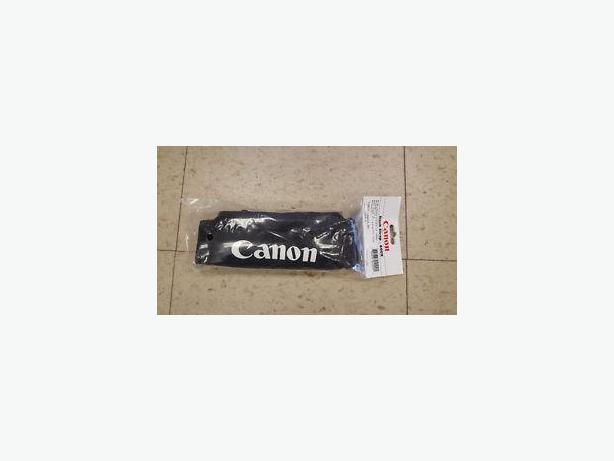 deLUXE genuine CANON Neck STRAP / brand new unopened