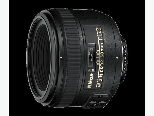 AF-S Nikkor 50mm 1..4 G