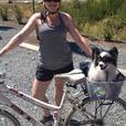 Axiom Pet Cycling Basket