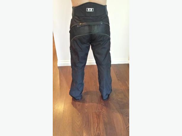 Medium Joe Rocket riding pants