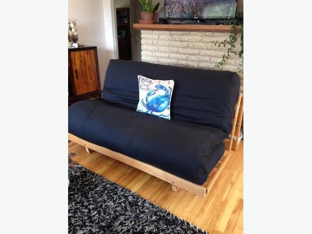 queen sized futon