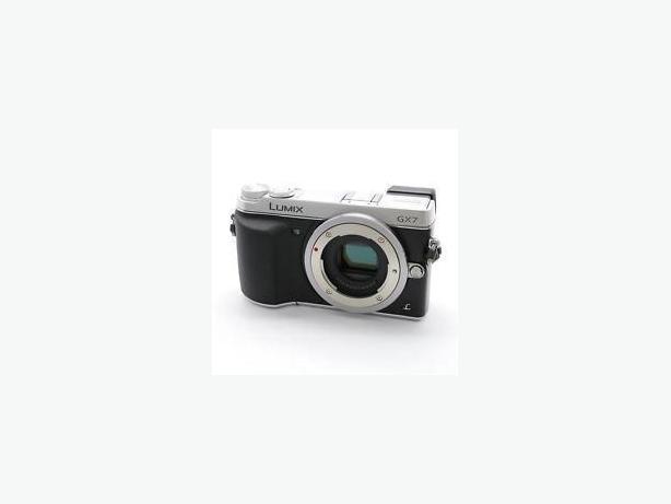 Panasonic LUMIX DMC-GX7 Body HiEnd  / MINT condition*
