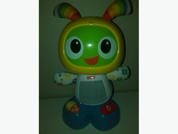 Talking Robot Alien Baby Toy