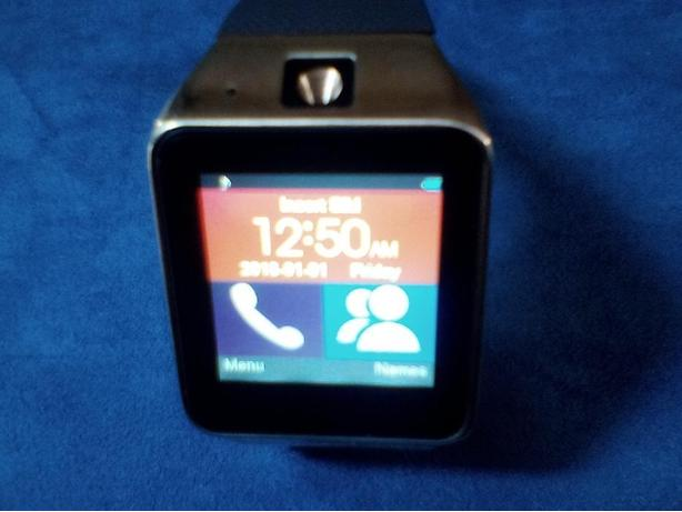 Smartwatch for iPhone, Android or standalone