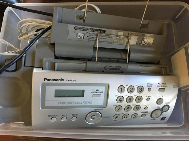 Panasonic KX-FP205 Fax Machine