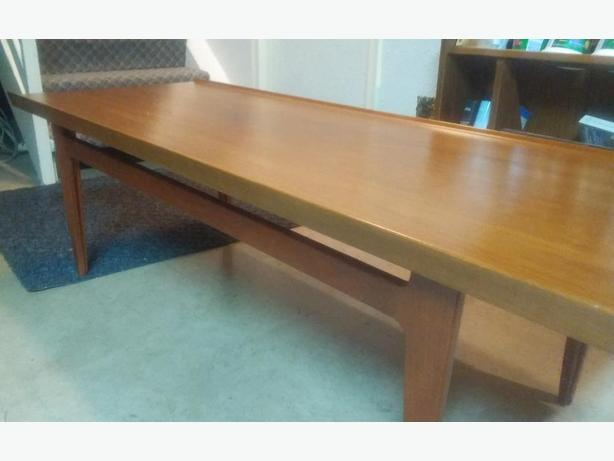 Wanted:  Advice on selling 1960s Teak furniture