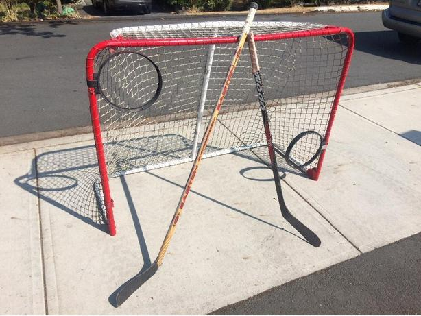 WINNWELL hockey net
