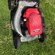 Honda HRC216 commercial lawnmowes
