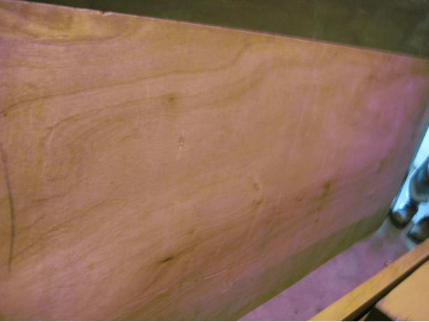 "1/4 "" thick plywood 39x80 in very good condition"