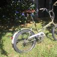 Phillips Twenty folding bike for sale (Same as Raleigh Twenty)