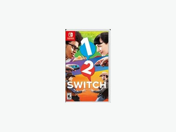 WANTED: 1-2-Switch