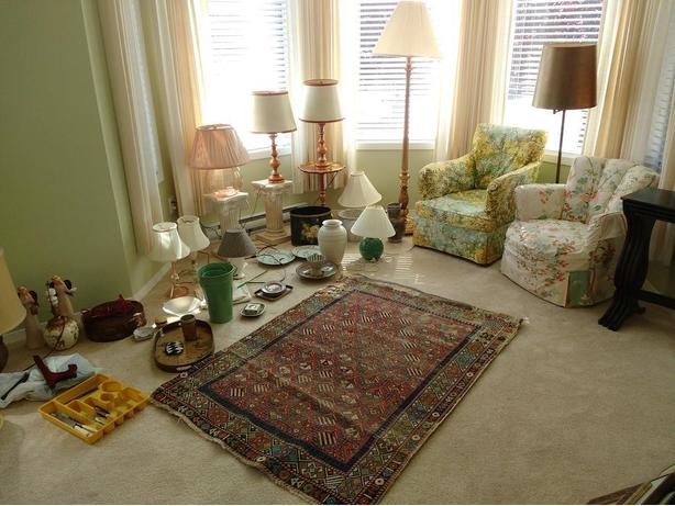 Estate Sale 1 - Monday, August 14th from 9am 'til noon, 1477 Yale St.