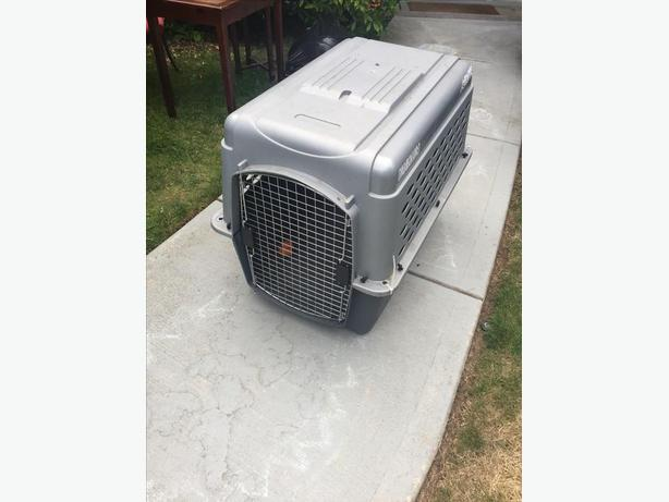 Large Petmate dog carrier