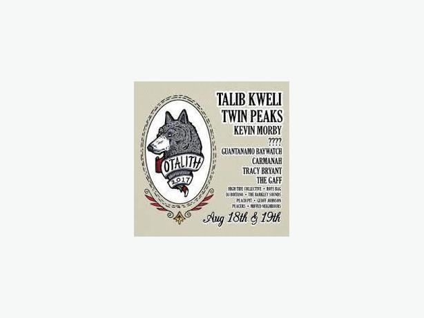2 tickets plus camping to Otalith music festival