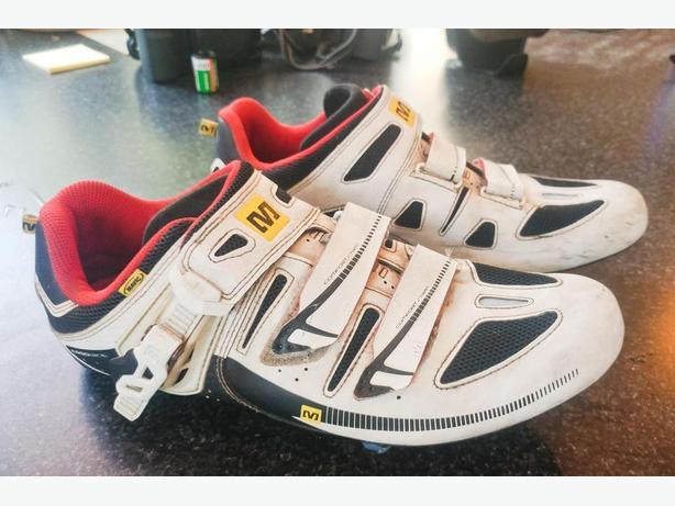 Mavic Road Shoes Mens 11 (45 euro)