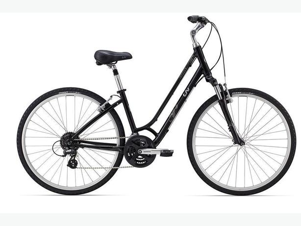 Quick Sale Tonight Only Ladies Giant Cruiser Bike- Black-Gently Used