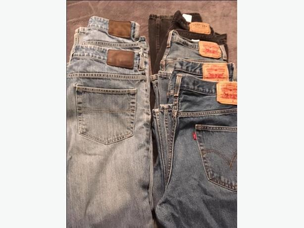6 Pairs of Jeans