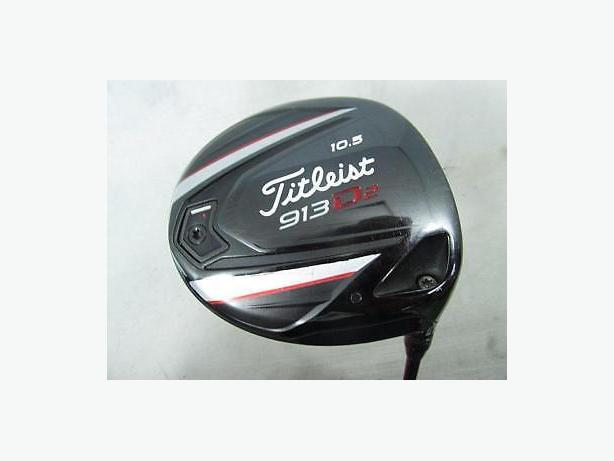 TITLEIST 913D2 10.5 DRIVER DIAMANA BLUE BOARD 65 REGULAR SHAFT