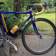 Vintage 1996 Pinarello Asolo road bike