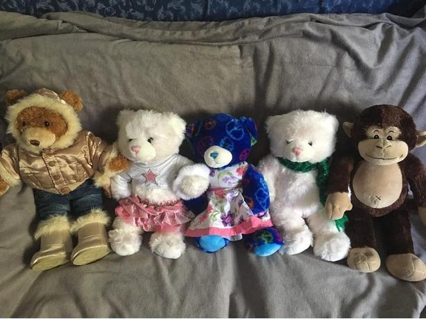 Build a bear lot